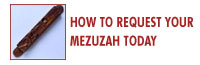 Order Your Mezuzah Today